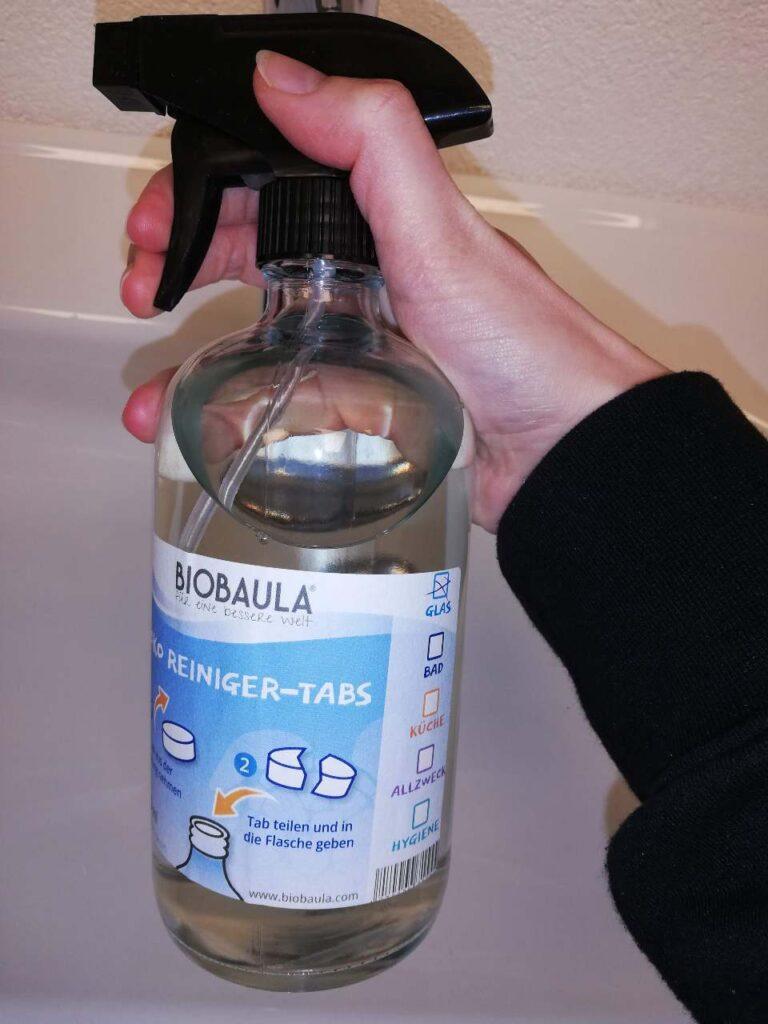 biobaula glasreiniger test