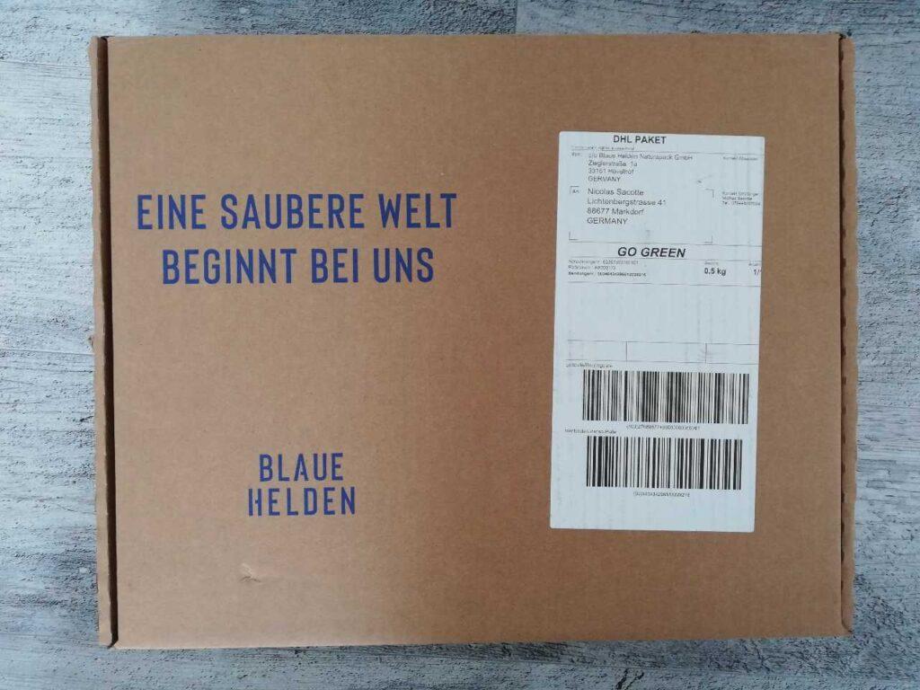 blaue helden paket